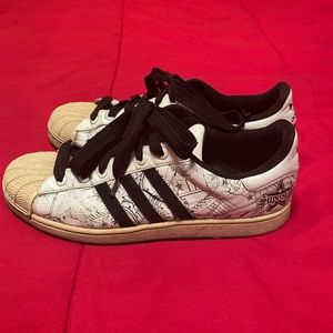 Adidas Superstar Shell Toe Shoes